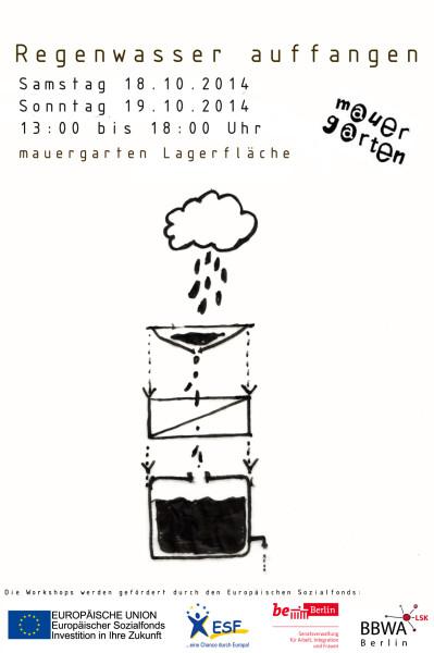 2014-10-18_19 FlyerRegenwasser